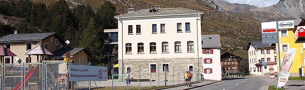 Scuola, Maloja